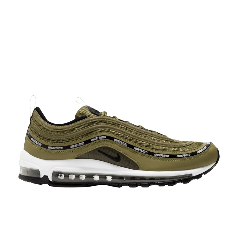 Nike Undefeated Air Max 97 Militia Green