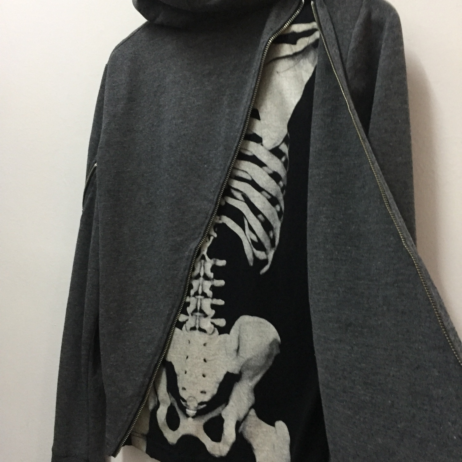 Ppfm Sweater With Hoodie