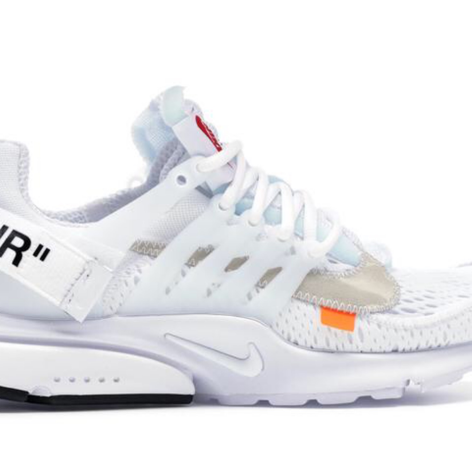 size 40 61879 6c306 Nike X Off White Air Presto White (2018)