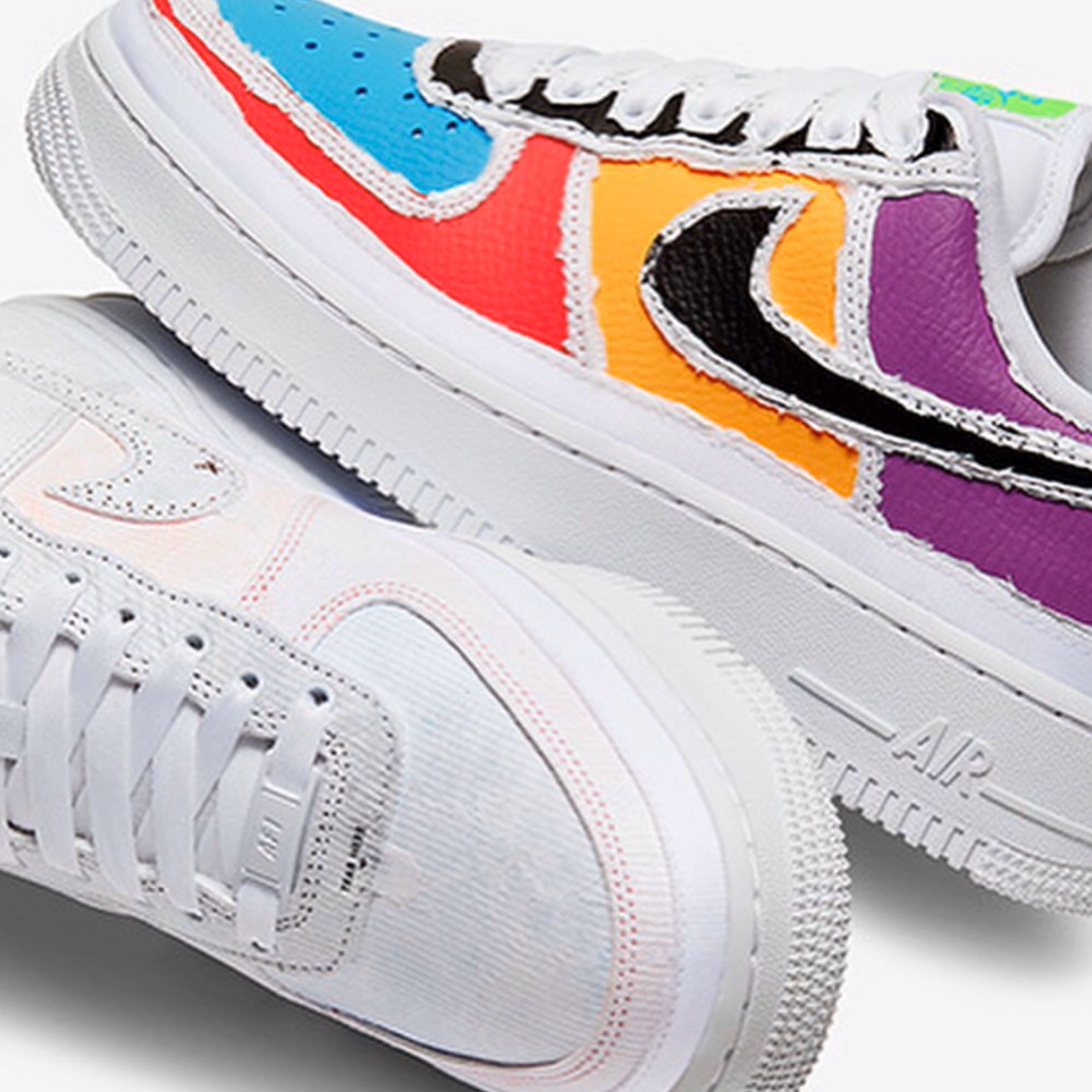 nike air force 1 tear away ️