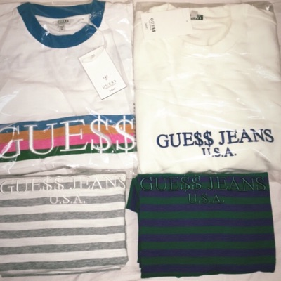 A$Ap Rocky X Guess Collection