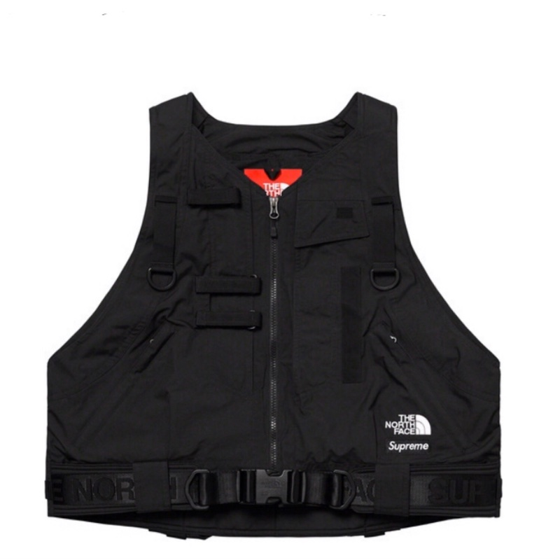 Supreme X The North Face Rtg Vest Black