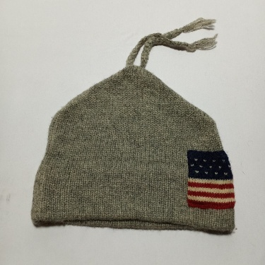 Polo Sport USA Flag Beanie Hat