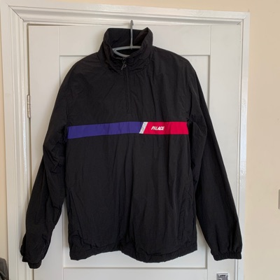 Palace Slant Shell Top Black