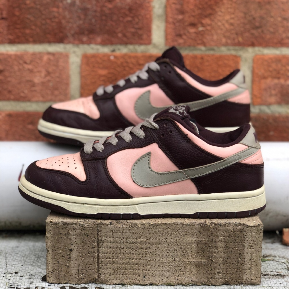 Nike SB Dunk Low Cherry Sample From 2003