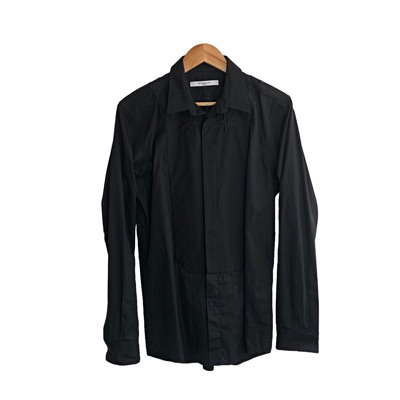 Givenchy Black Men's Shirt