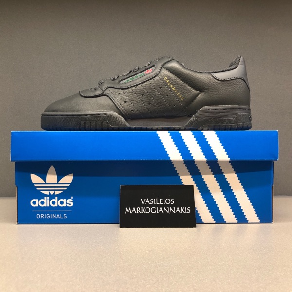 Yeezy Powerphase Calabasas Core Black