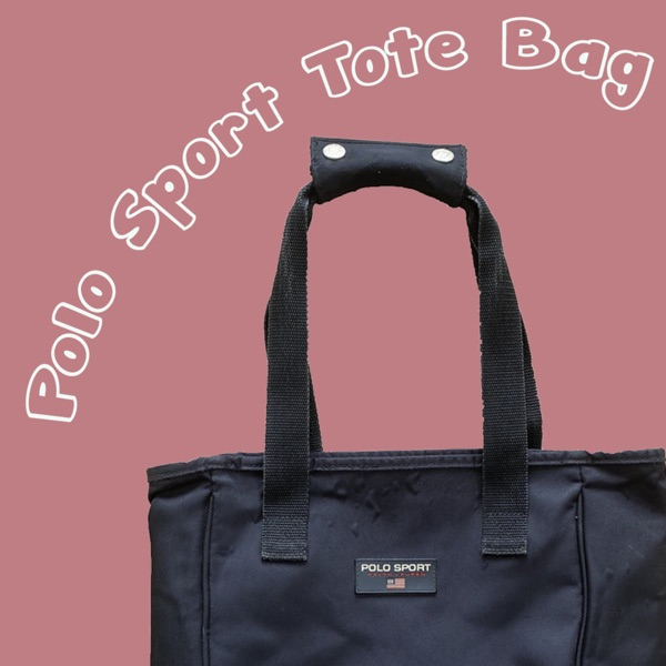 Polo Sport Tote Bag