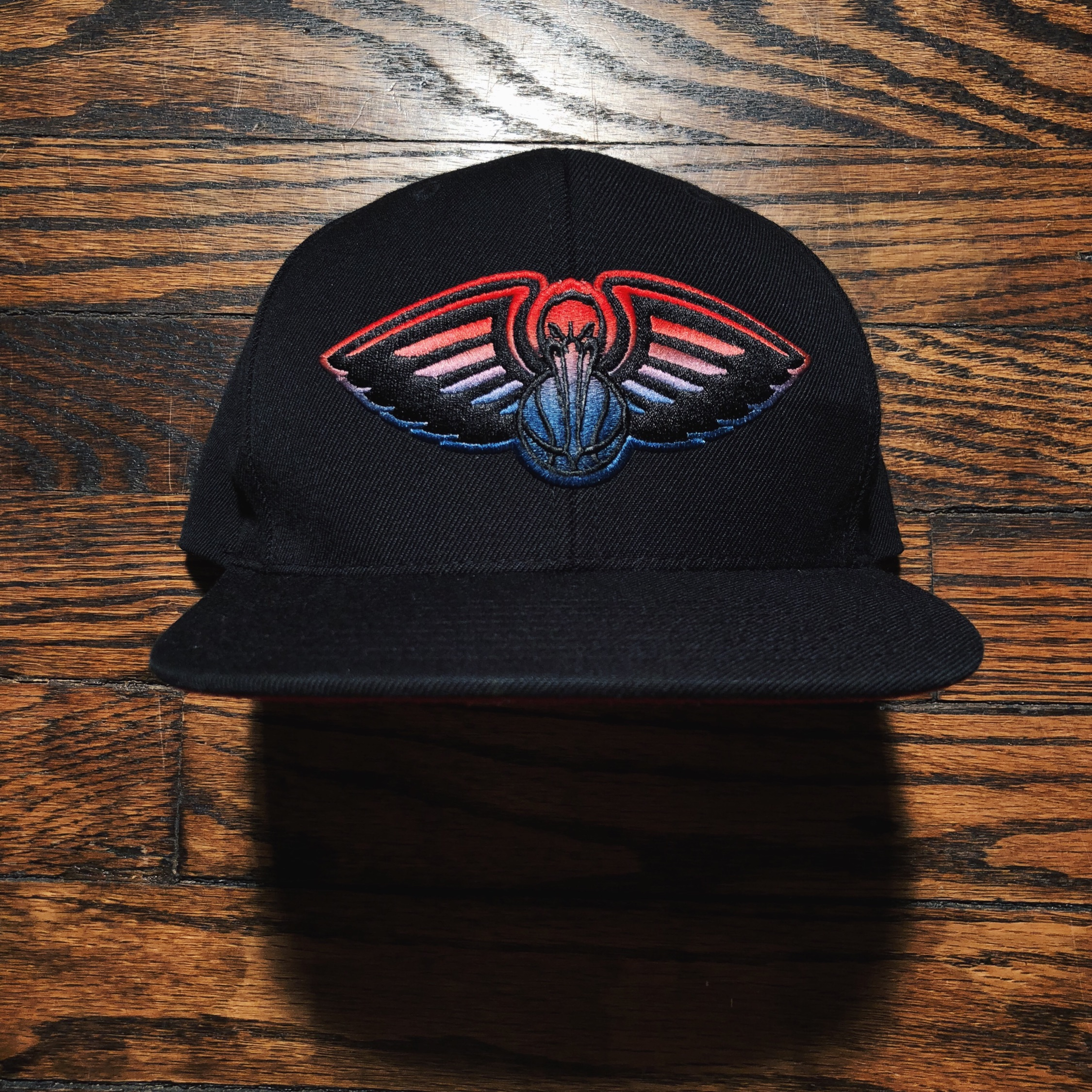 Mitchell Ness New Orleans Pelicans Snapback