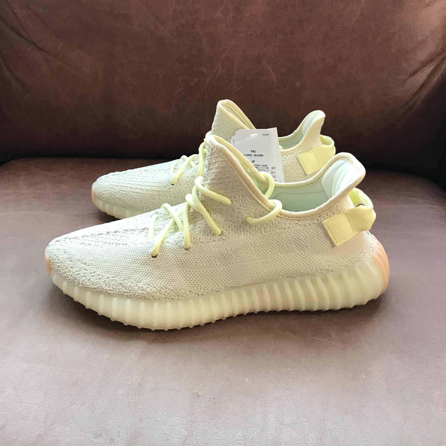 timeless design f87d5 b65cd Adidas Yeezy 350 Boost V2 Butter Size U.K. 8.5