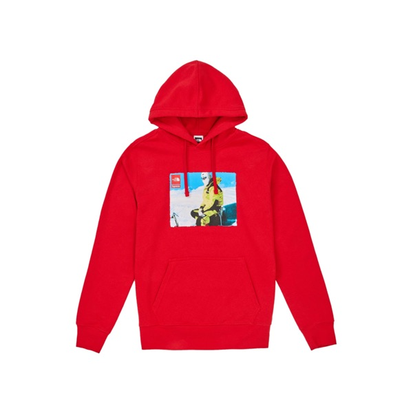 Supreme X The North Face Photo Hooded Sweatshirt