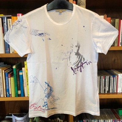 Burberry T-Shirt With Graphic Print