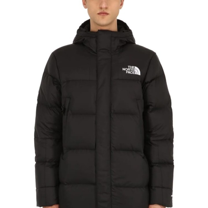 The North Face nupste black