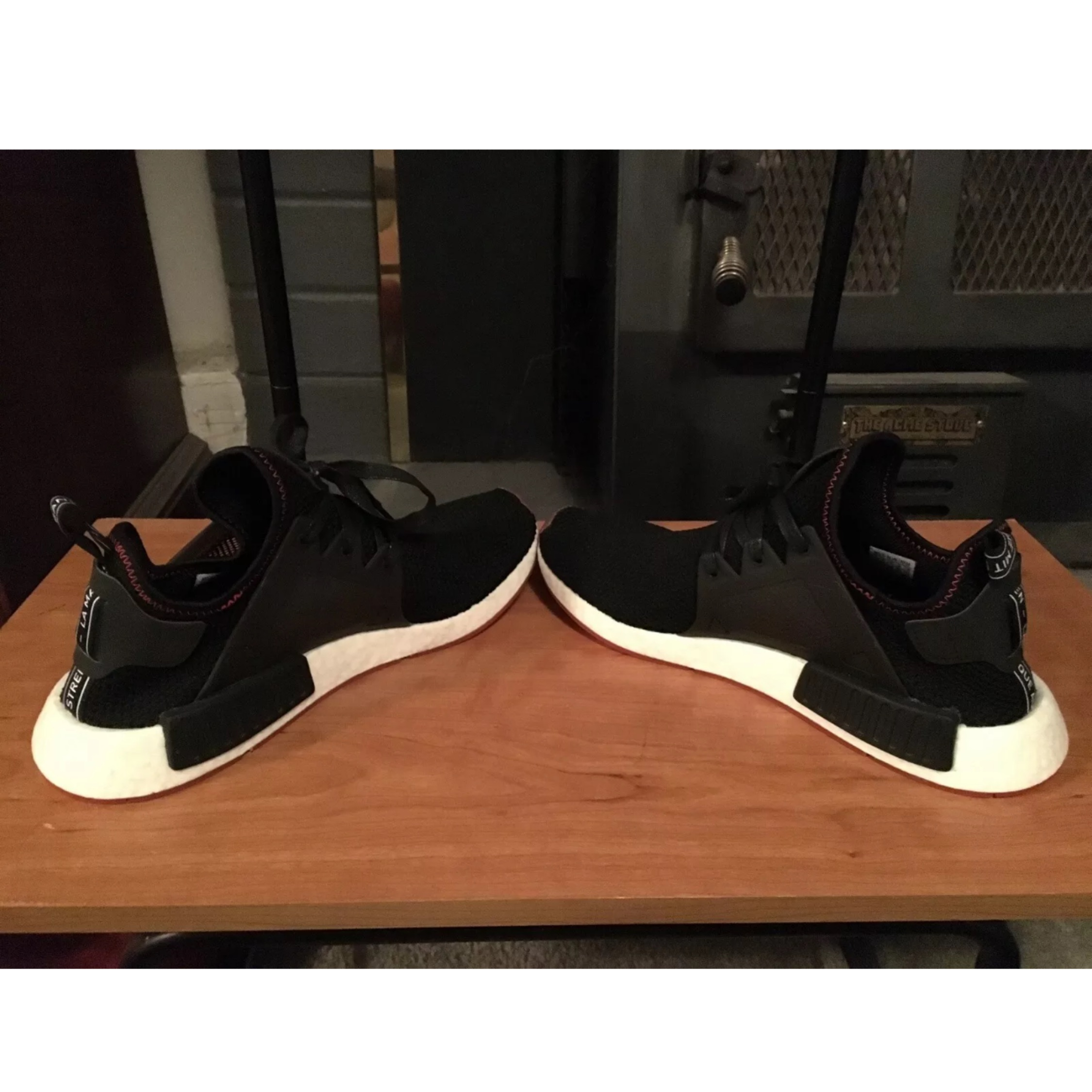 100% authentic be127 cd937 Adidas Nmd Xr1 Bred Men's Us 10.5 In Original Box
