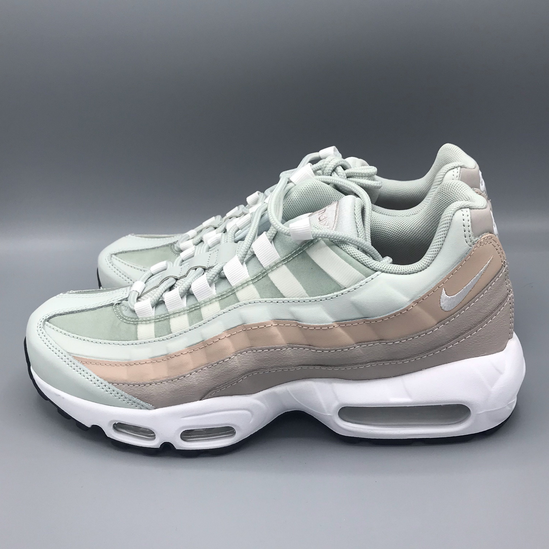 Women's Nike Air Max 95 Moon Particle Light Silver