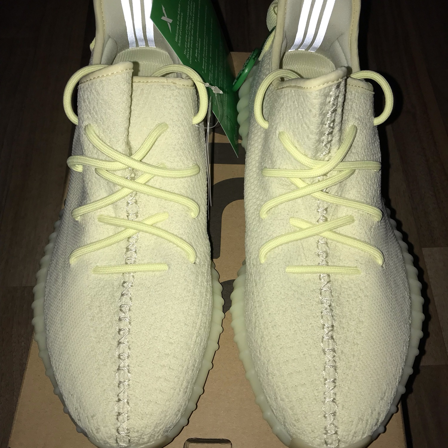 in stock cb4d3 a5328 Adidas Yeezy Boost V2 Butter