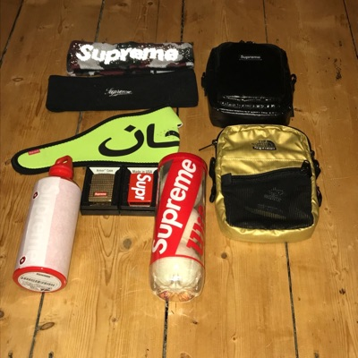 Supreme Items For Trade