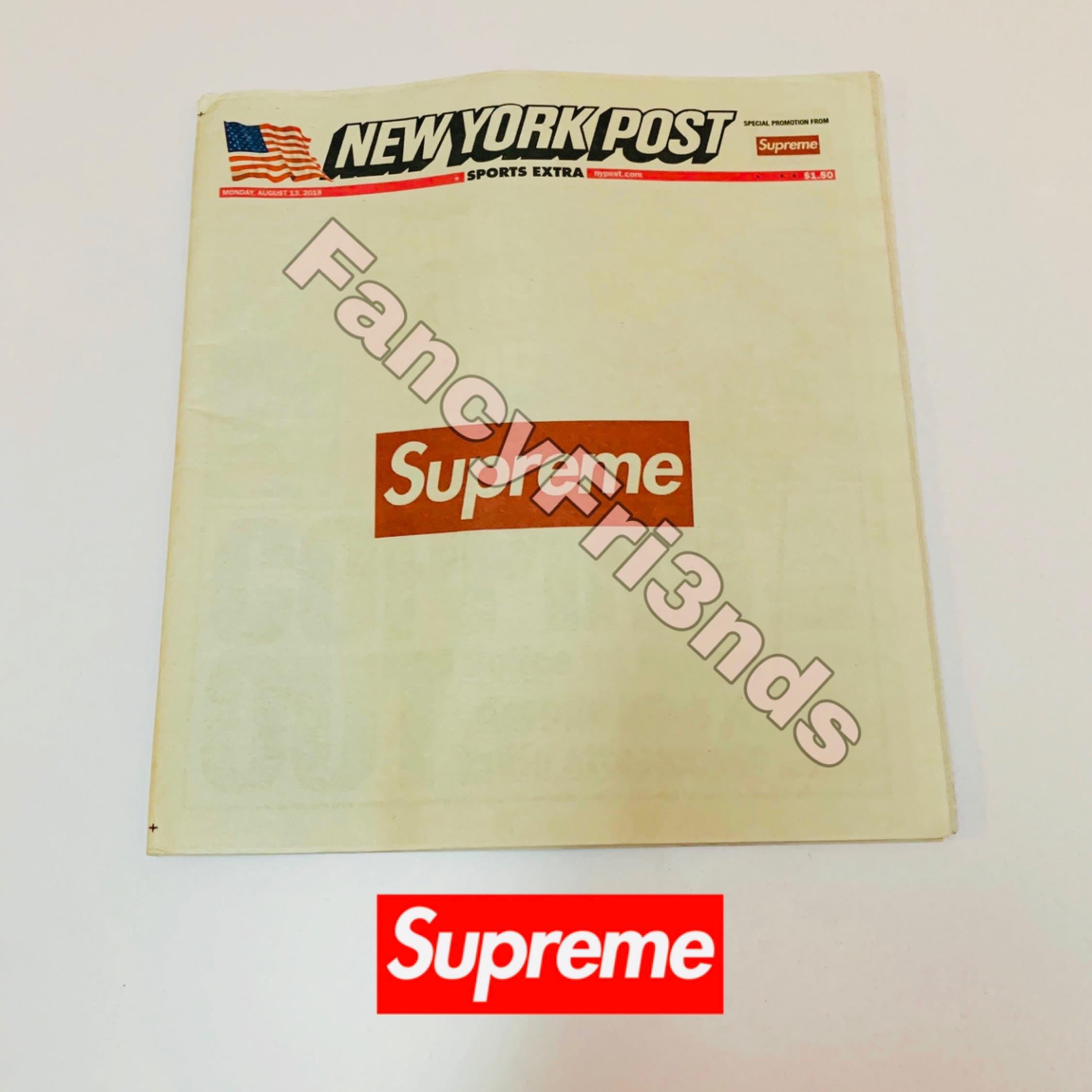 Supreme Newspaper