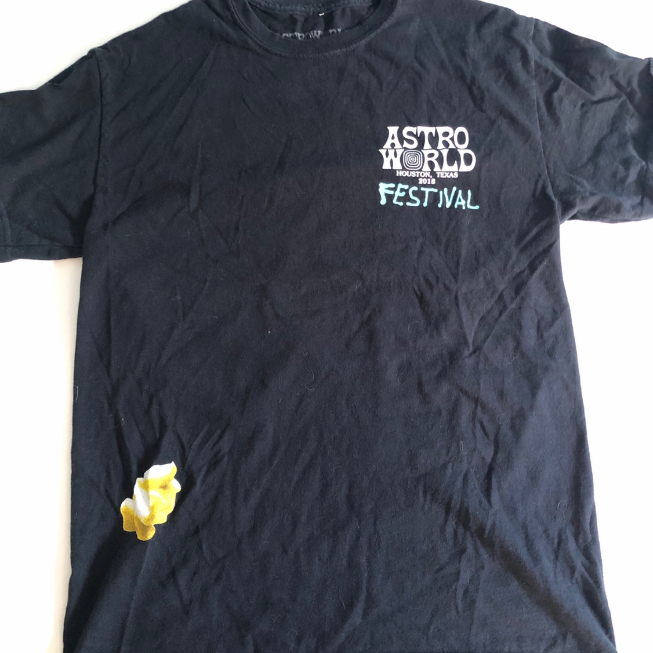 Limited Astroworld Festival Popcorn Travis Scott