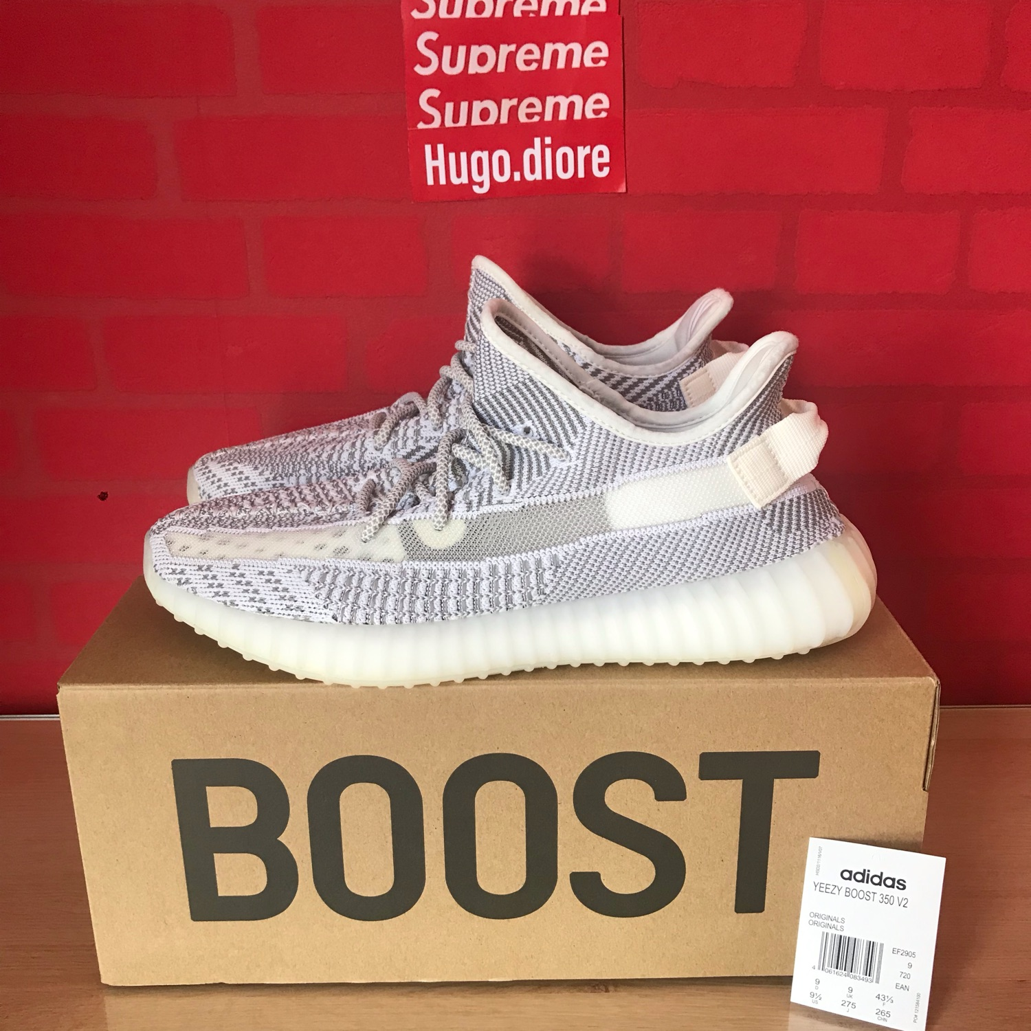 new products 460d9 ed8ec Yeezy Boost 350 Static