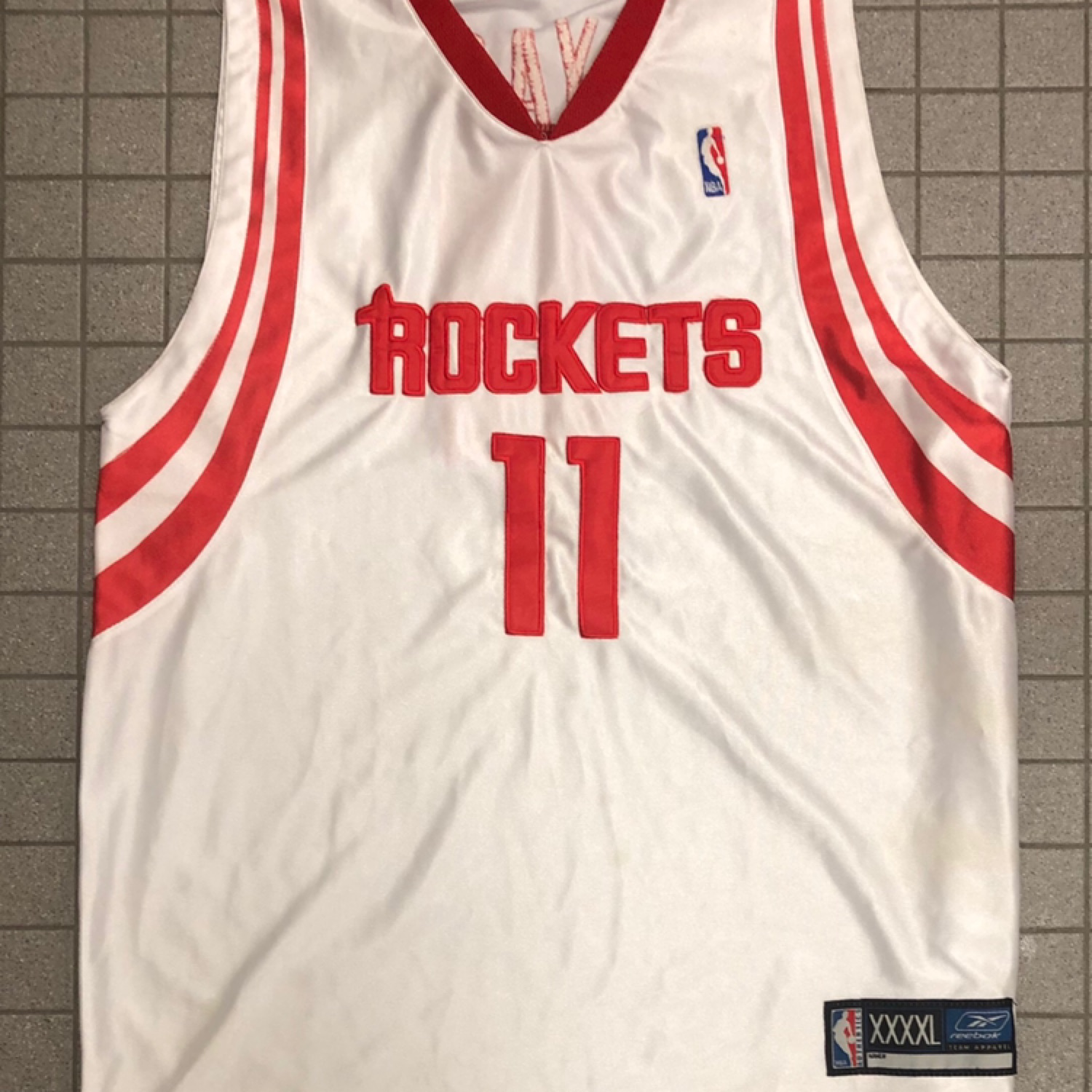 competitive price 6a360 7ed92 Yao Ming Jersey Basketball Vintage