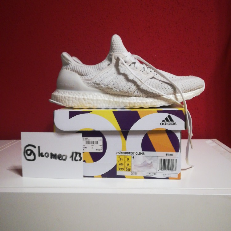 outlet store 24649 40e6a Ultra Boost 4.0 Clima