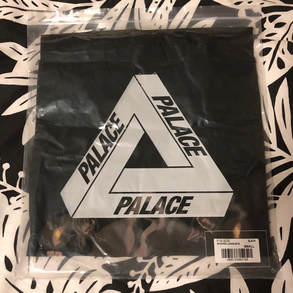 Palace Spooked L/S Tee