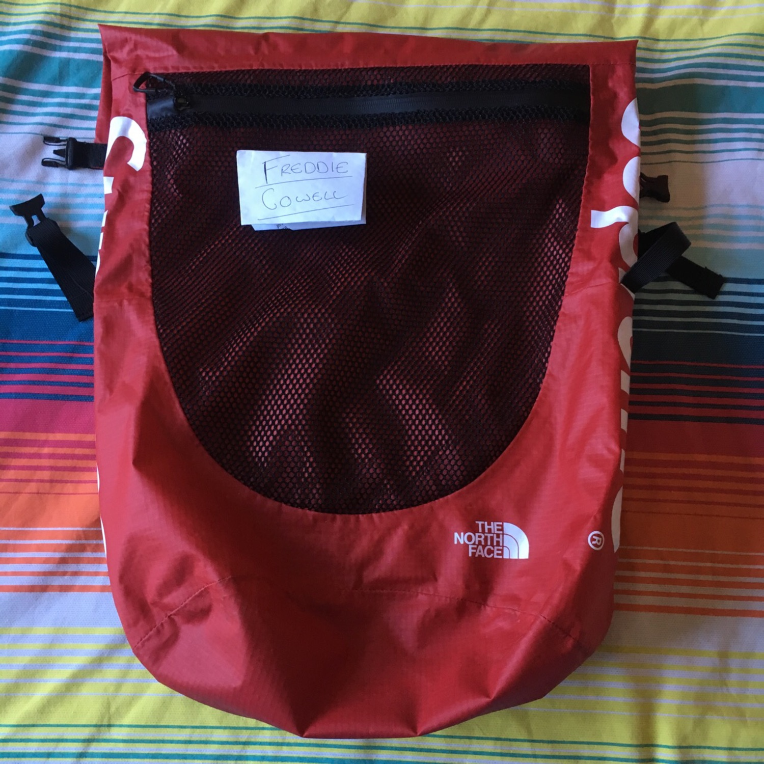 c8df58ae8 Supreme X The North Face Waterproof Backpack