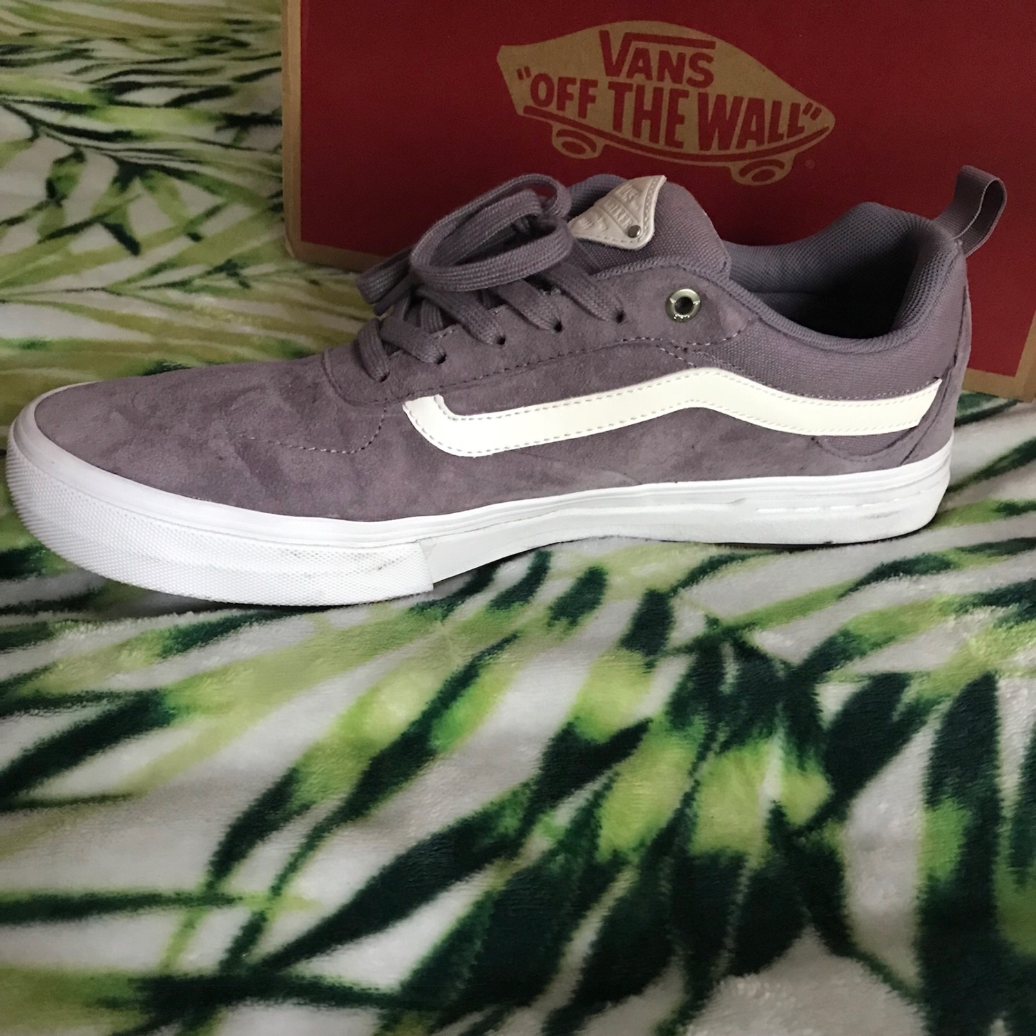 Vans Kyle Walker Pro PurpleLilac Uk11