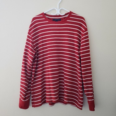 Tommy Hilfiger Striped Shirt Long Sleeve Shirt