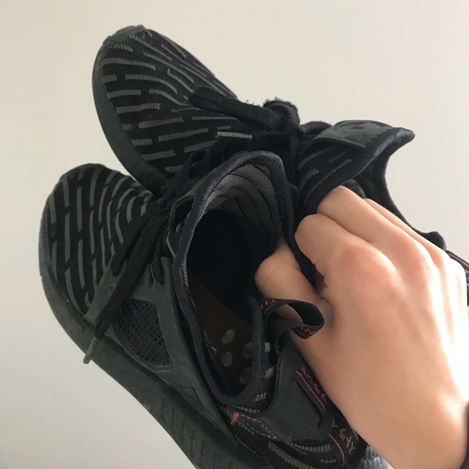 ca31eea7 Adidas Nmd Xr1 (Triple Black Edition)