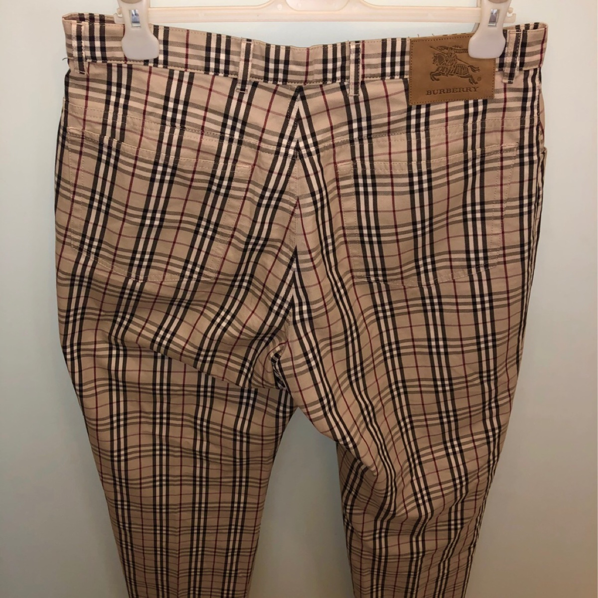 Offers🤝(34)Burberry Pants Classic Color