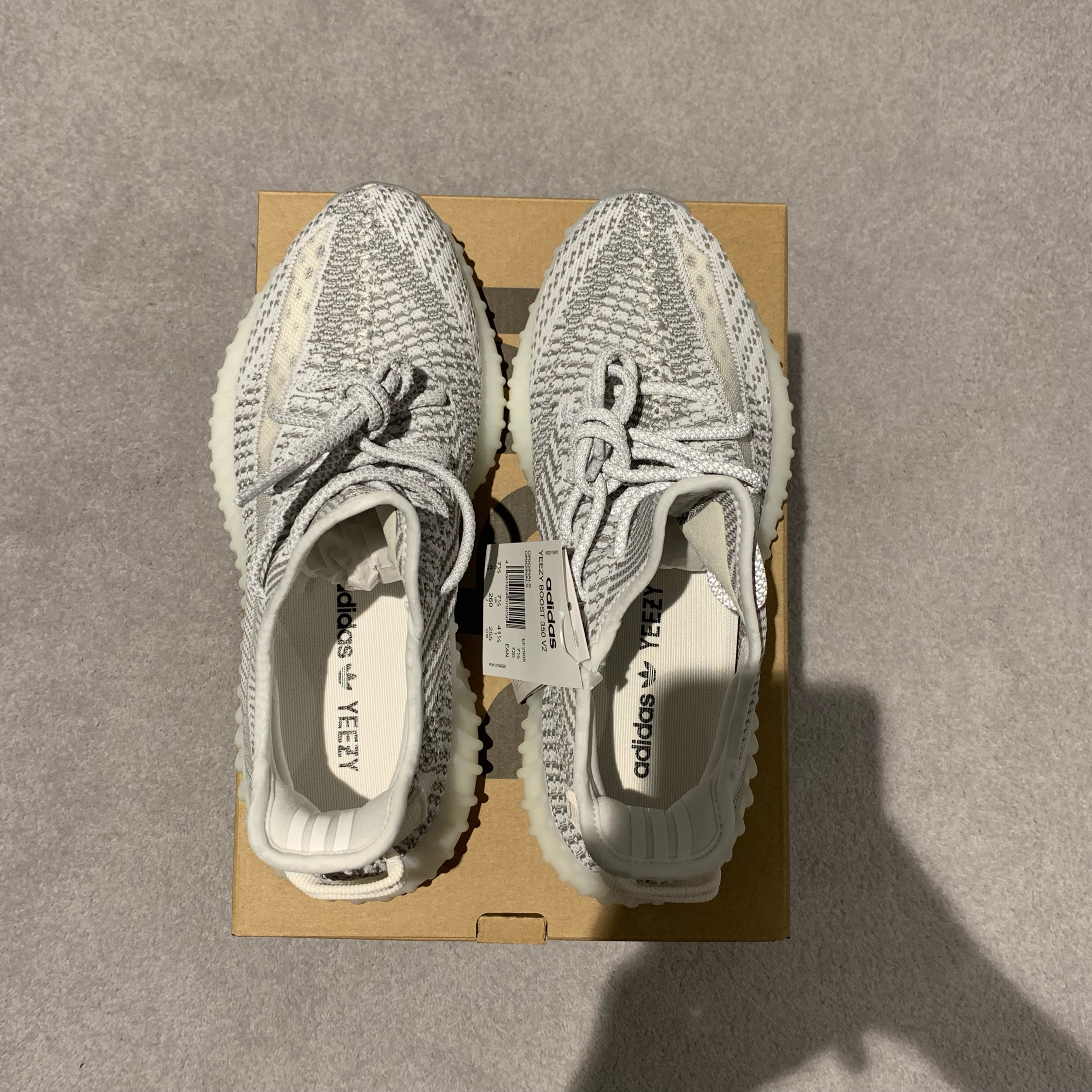 yeezy boost 350 v2 static stock on sale