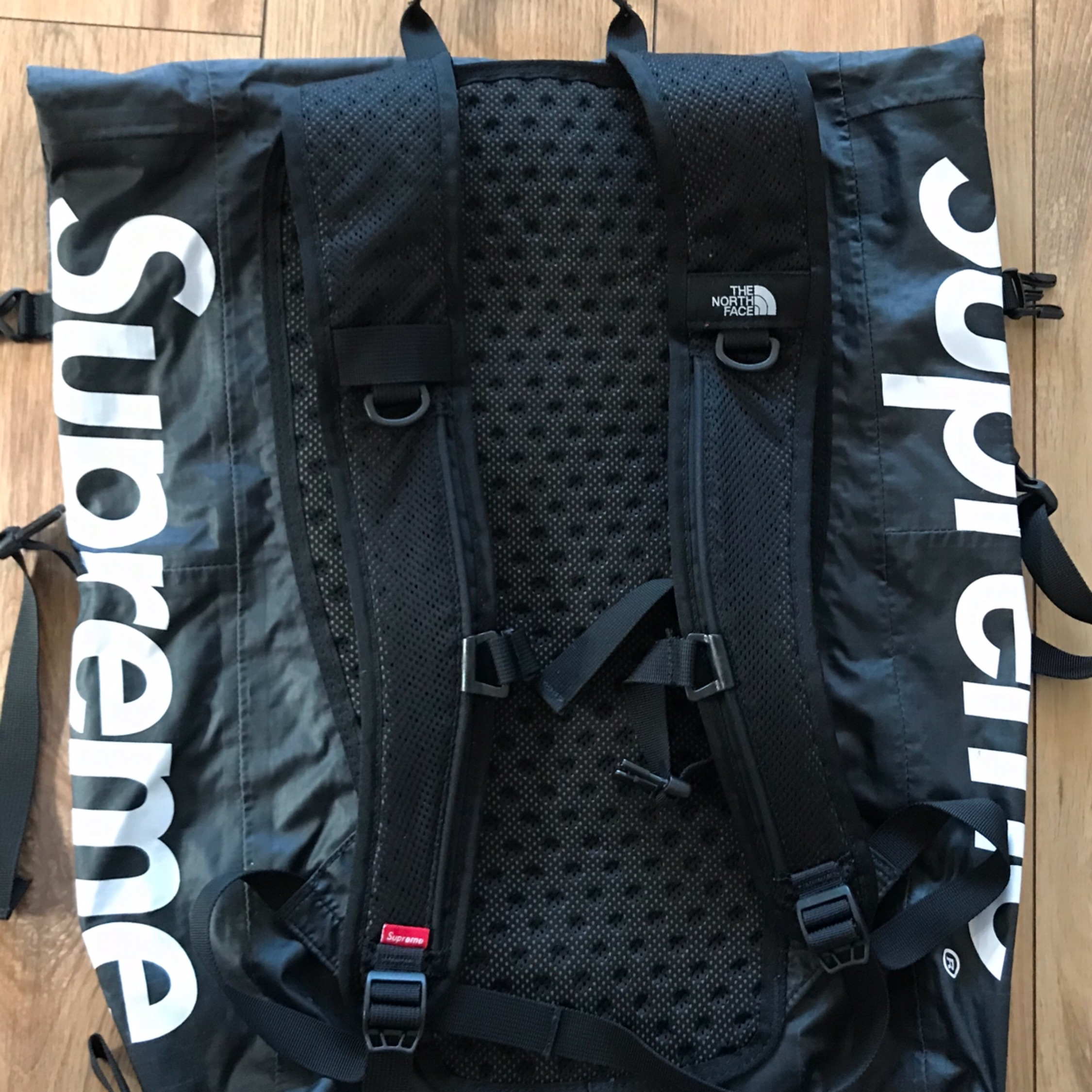 32bc4c23c Ss17 Supreme X The North Face Waterproof Backpack