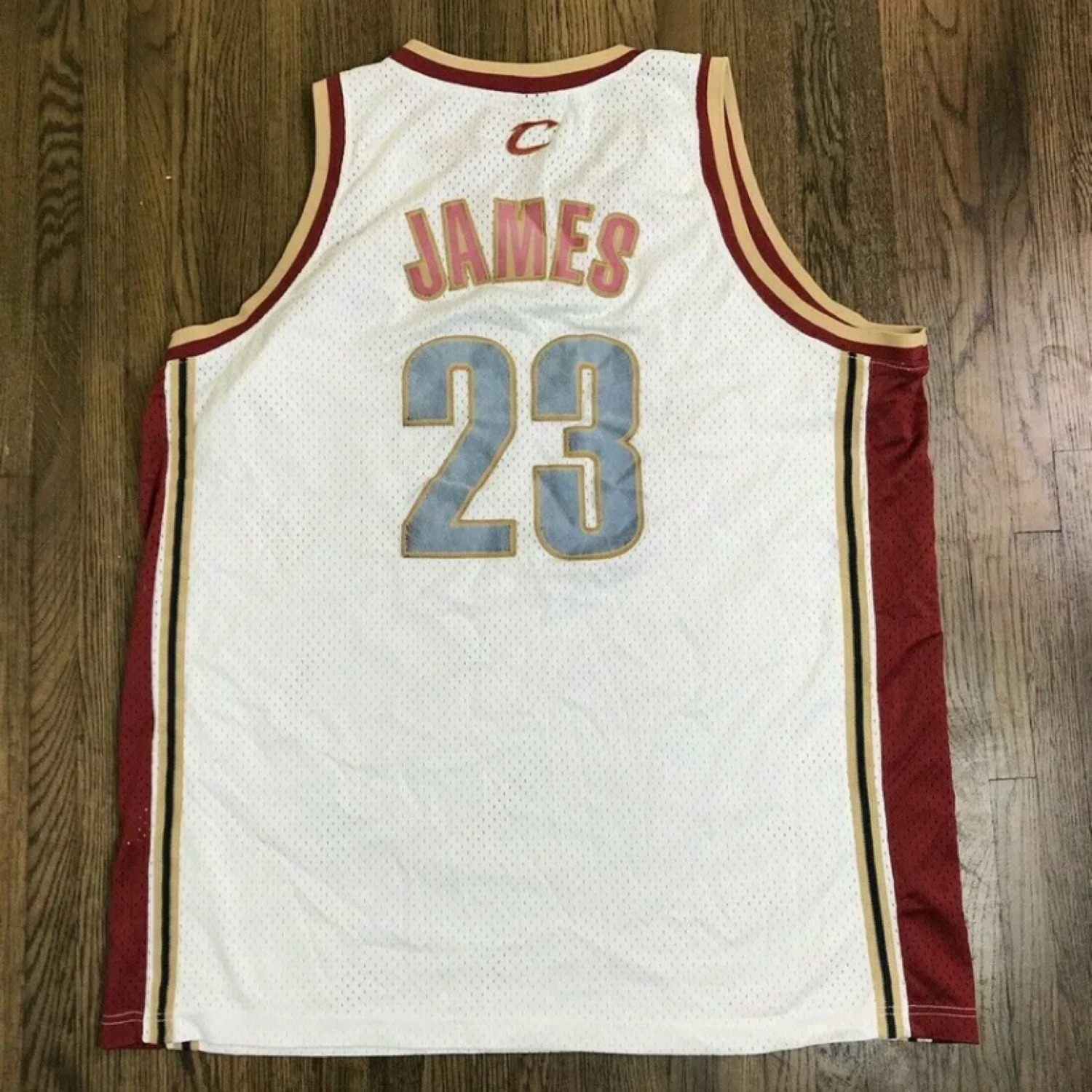 san francisco 24bcc 1abb8 Cleveland Cavaliers #23 Lebron James Nike Jersey
