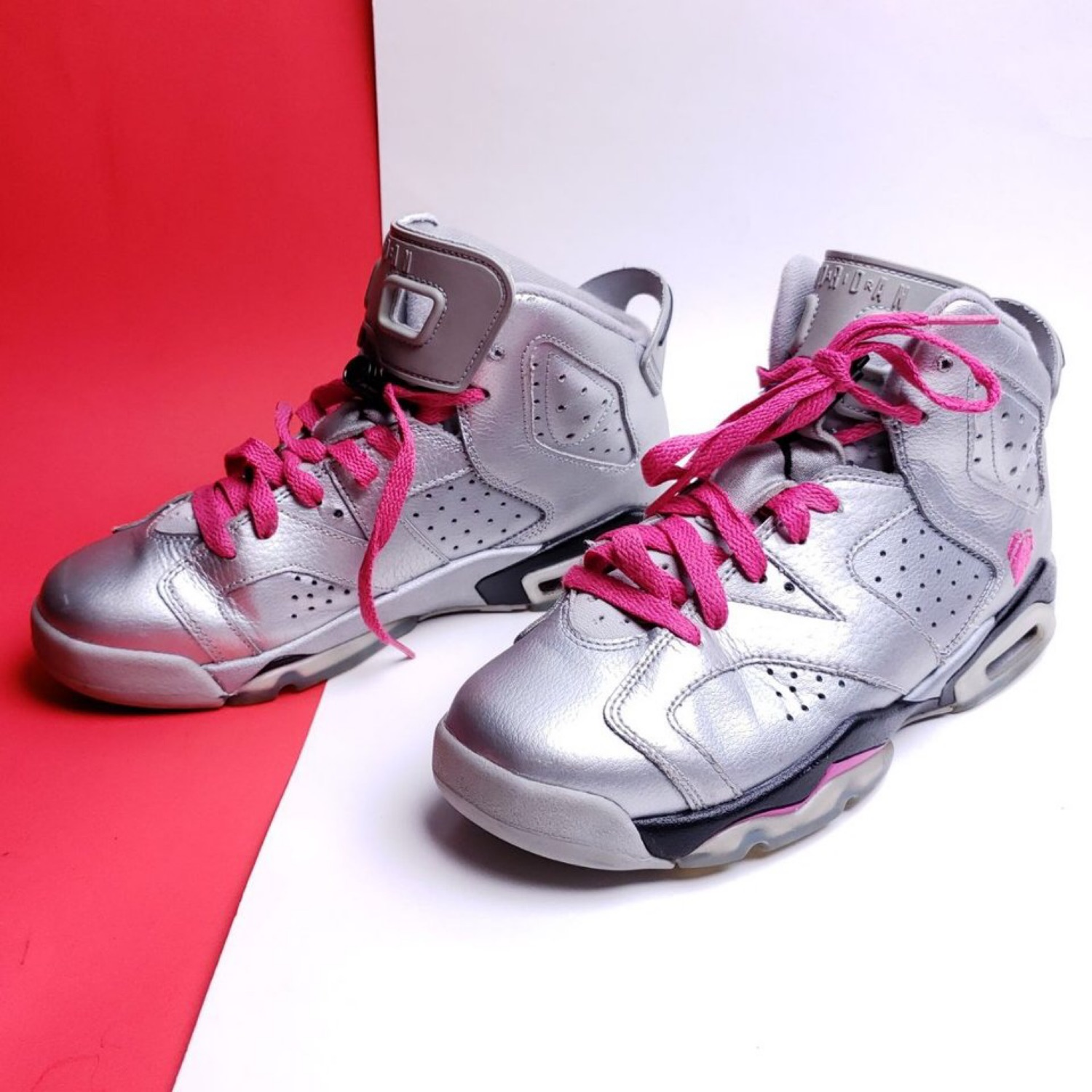 Air Jordan 6 Retro Gg 'Valentines Day' (2013)