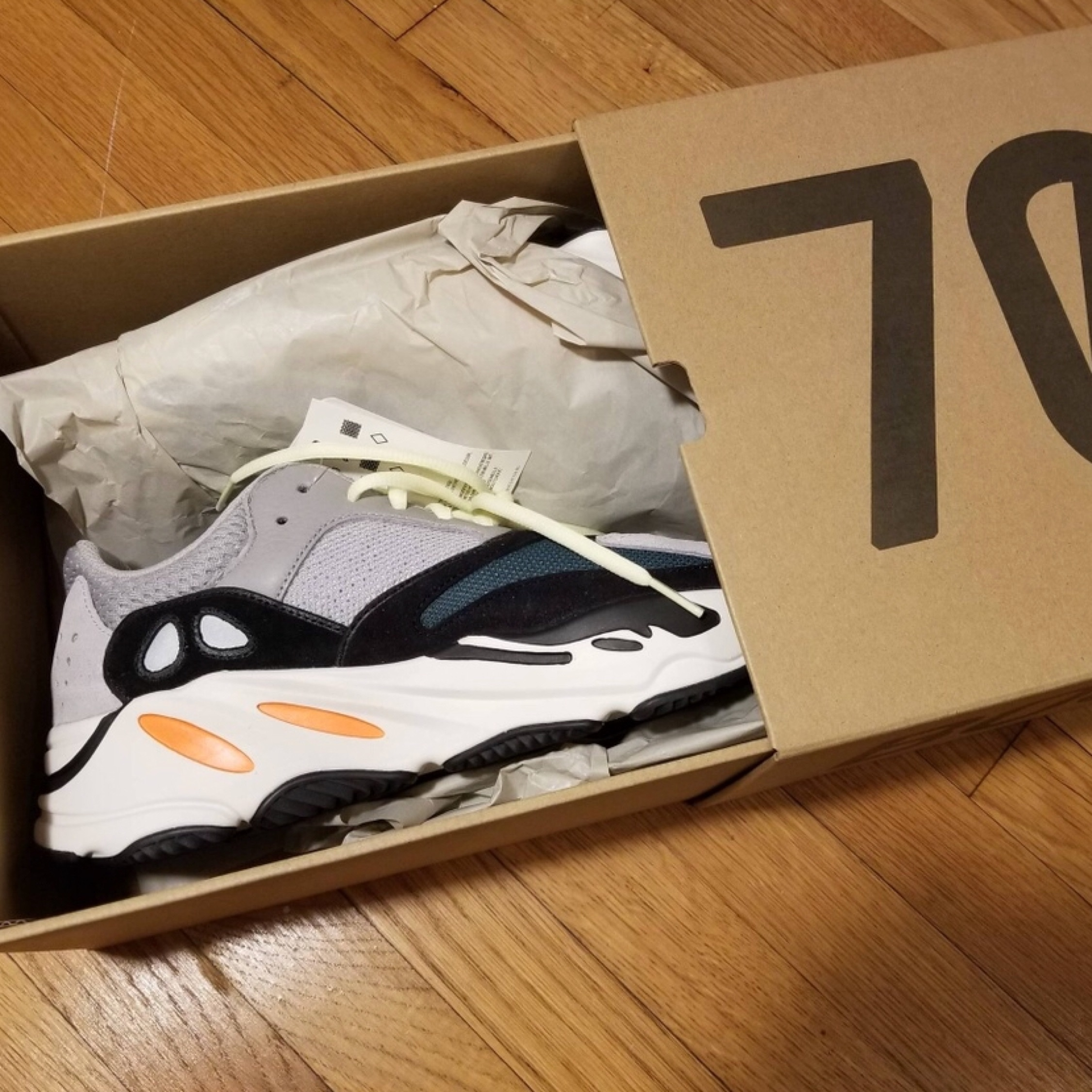 new styles e0c52 241e9 Adidas Yeezy Wave Runner 700 Brand New 7.5