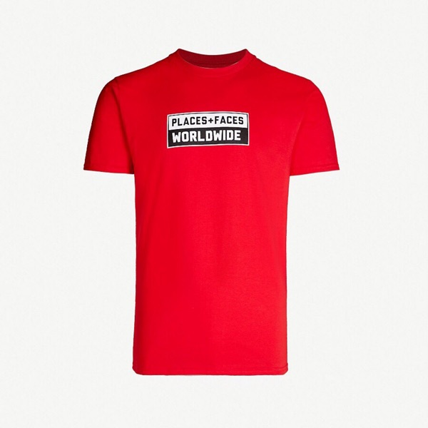 Places + Faces World Wide Print Tee