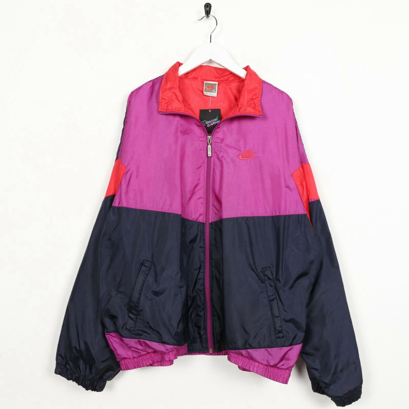 Vintage 90s Nike Windbreaker Jacket | Beyond 94