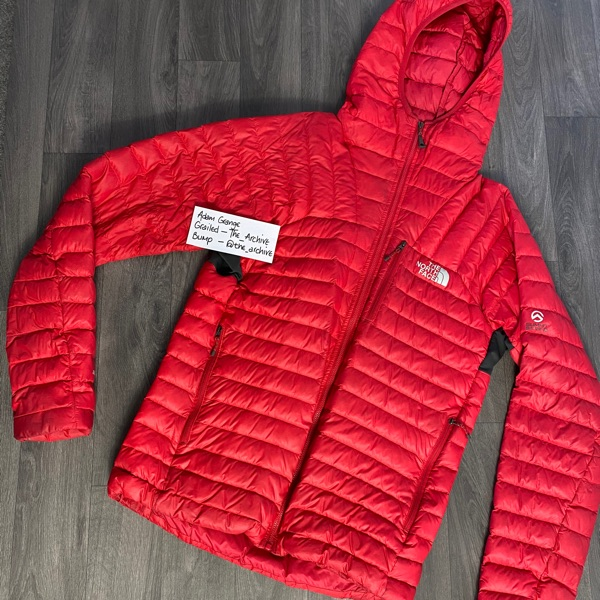 The North Face 800 Pro Down Puffer Jacket