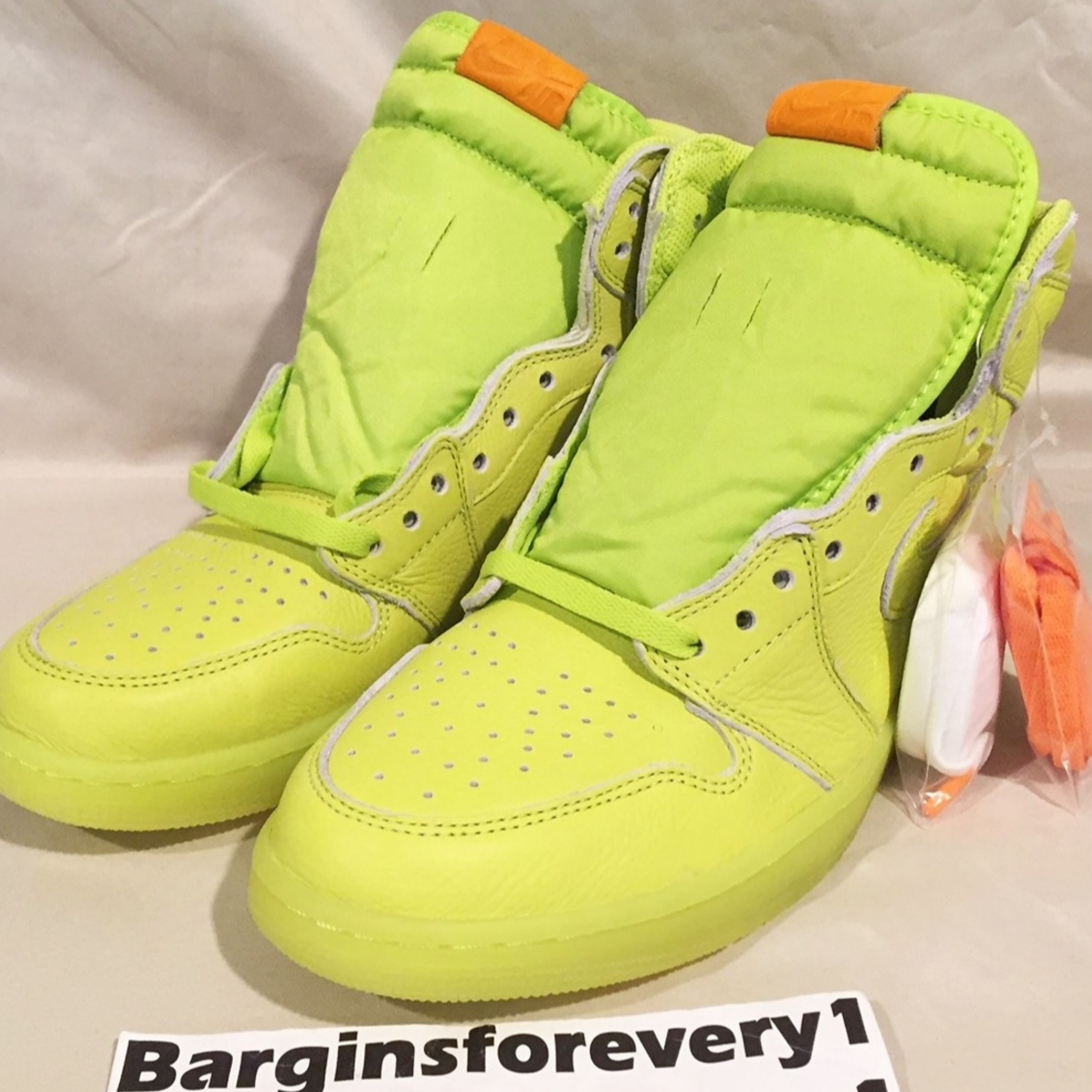 reputable site 30b36 6fee6 Air Jordan 1 Retro Hi Og Gatorade