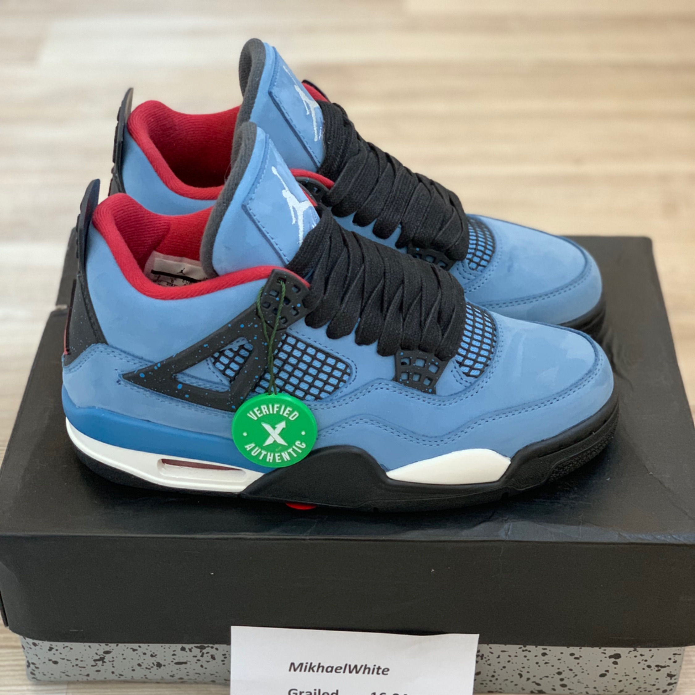 more photos 4528f ba363 Jordan 4 Travis Scott Cactus Jack
