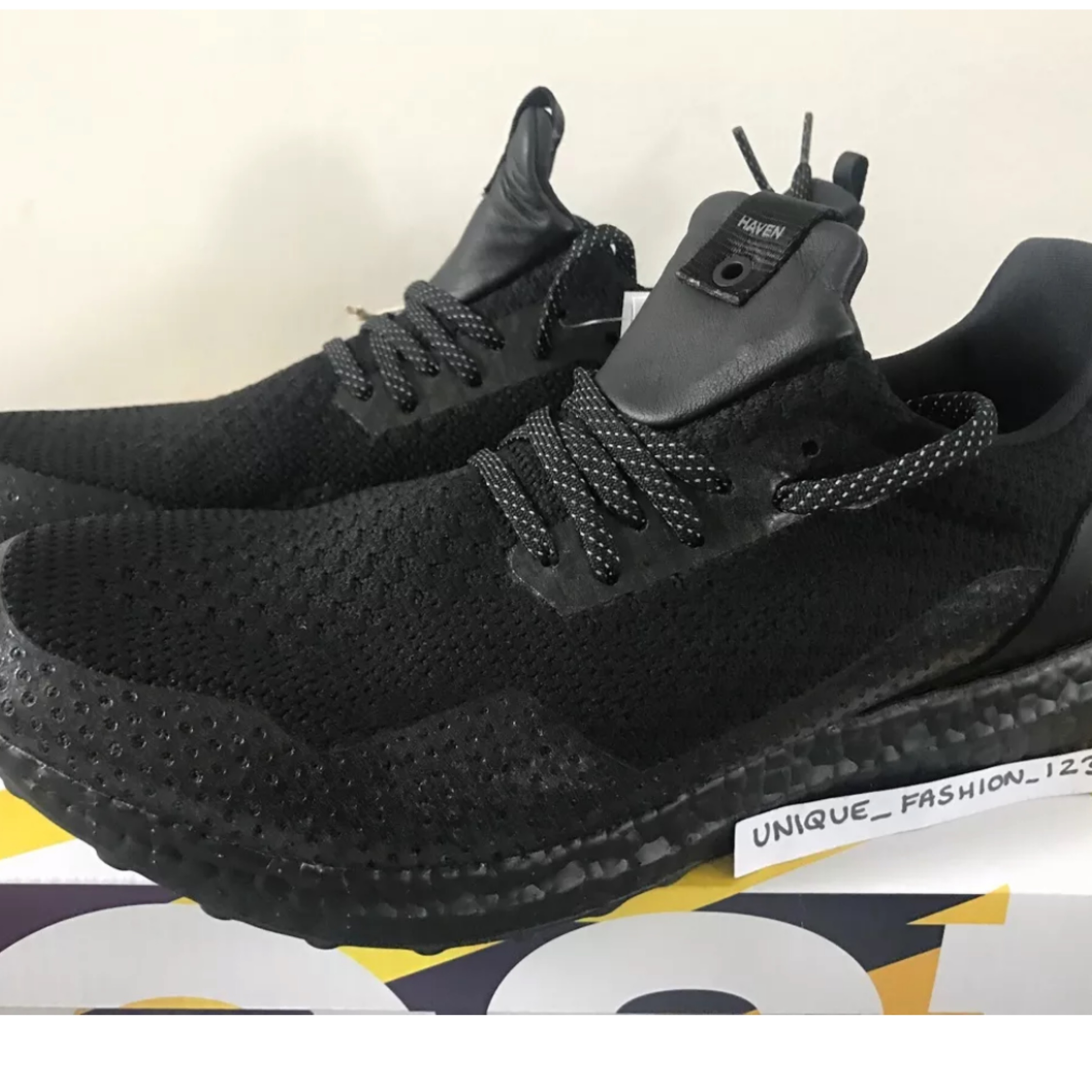 newest 99b53 48547 Adidas Consortium Ultra Boost Uncashed Haven