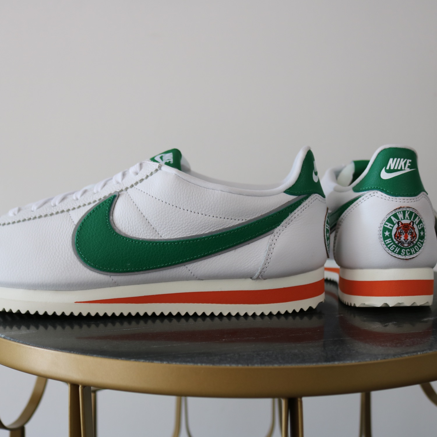 online store 51fe4 3b1f5 Nike Cortez X Stranger Things Hawkins High School