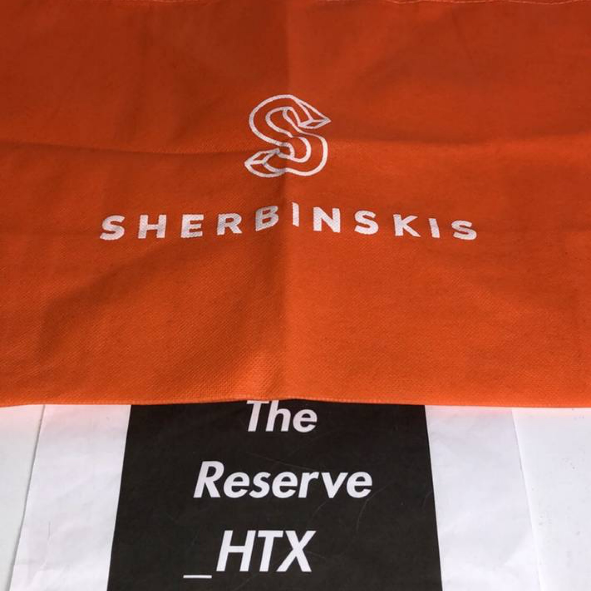 Sherbinski Bag From Complexcon 2018