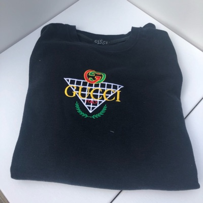 Authentic Vintage Gucci Gg Shirt