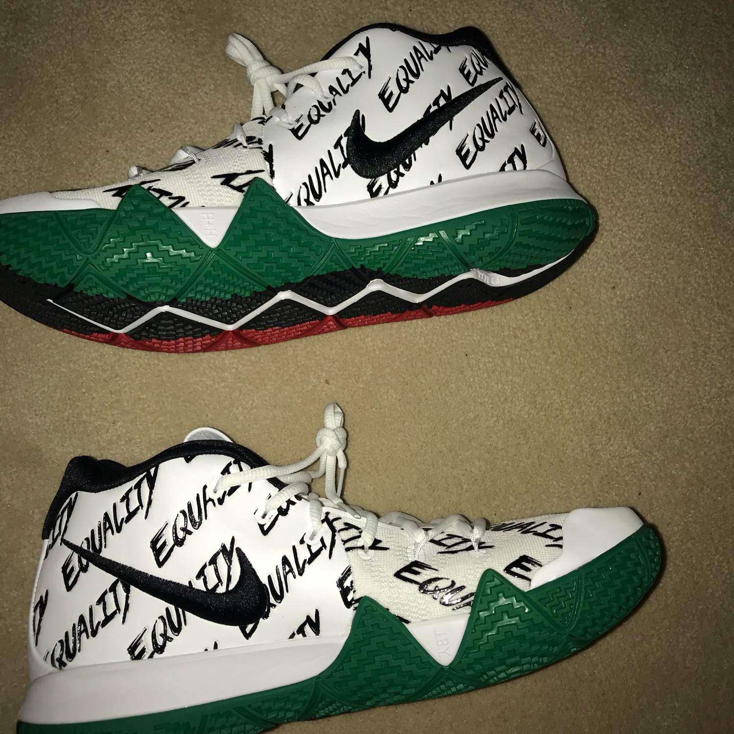 first rate 0ab8c ef3f7 Kyrie 4S Bhm Size 11.5 Deadstock Og All