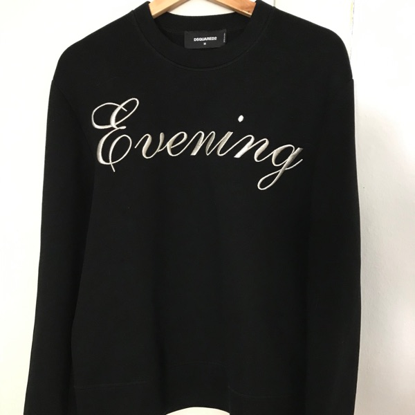 Dsquared2 Evening Sweater Embroidered