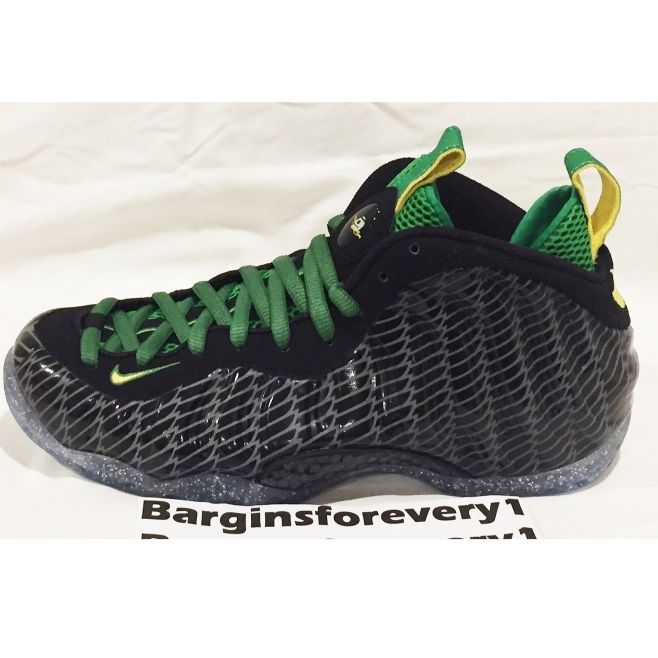 huge discount aedcb c266e New Nike Air Foamposite One Prm Uo Qs