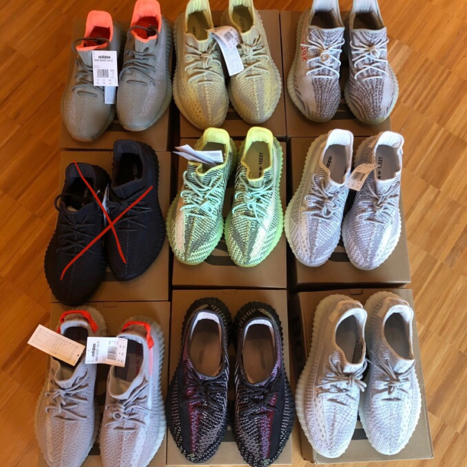 Adidas Yeezy Boost 350 V2 Collection +380 For Free